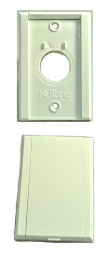 Nutone OEM Central Vacuum Cleaner White Automatic Inlet 330W ()