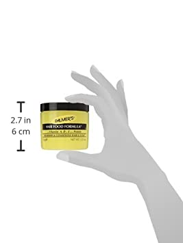 Palmer s Hair Food Formula 5.25 oz Pack of 4
