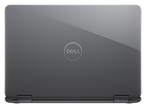 Dell i3168-0028BLU 11.6' HD 2-in-1 Laptop (Intel Celeron, 2GB, 32 GB SSD, Windows 10) - Blue