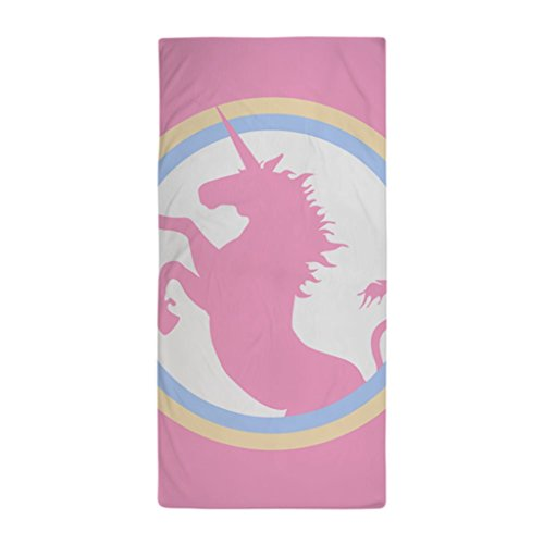 hanhaoki-cute-pink-unicorn-super-soft-towels-beach-towel-28x-59