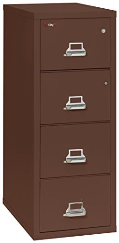 4 drawer fire proof file cabinet - 8