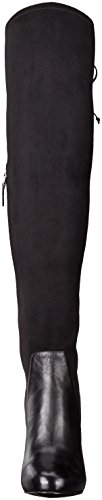 Nine West Brenna, Damen Stiefel & Stiefeletten  schwarz schwarz / schwarz