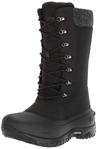 s JESS Snow Boot, Black, 9 Medium US ()