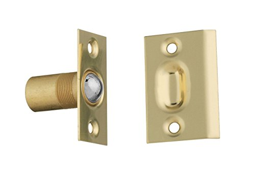 Stanley Hardware S803-945 30 Pack Adjustable Ball Catch, Bright Brass by Stanley Hardware
