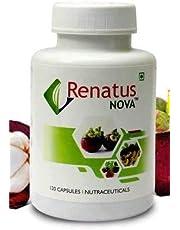 Herbal Supplements Capsules Renatus Nova, Grade Standard: Super Food Grade, Packaging Size: 120 Caps