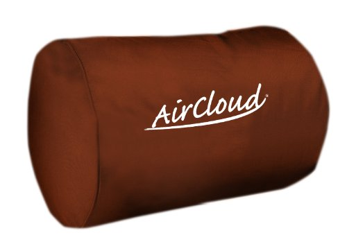 CSA SAB-201 AirCloud SuperbAir Collection Butterscotch//French Vanilla 19 High Full Size Air Bed with Built-In Pump