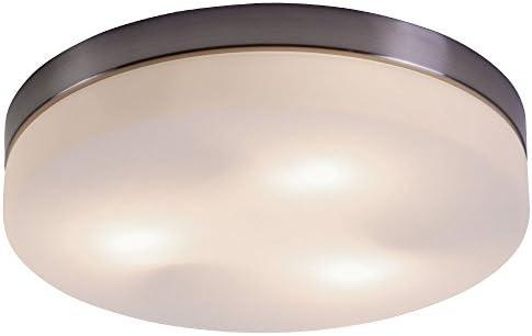 Hochwertige Decken Lampe Leuchte Beleuchtung Rund Opal Glas E27 mfgyIYb67v
