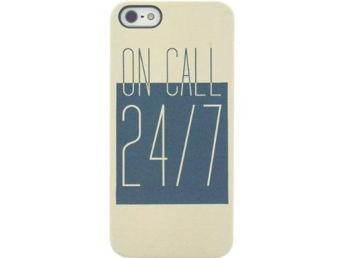 Signature CO7615 Back Case - Retro Range - Apple iPhone /5S- On Call