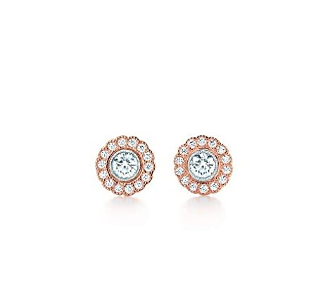 4e2009574 Image Unavailable. Image not available for. Colour: Tiffany And Co Enchant  Flower Earrings