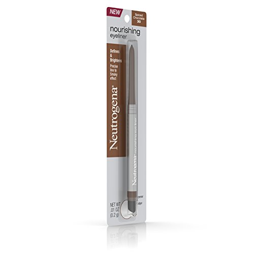 Neutrogena Nourishing Eyeliner Pencil, Spiced Chocolate 30, .01 Oz.
