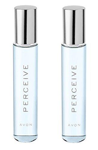 2 x Perceive Eau de Parfum Purse Spray x 10ml by Perceive - Perceive Eau De Parfum