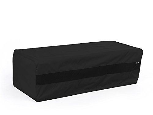 Cheap CoverMates – Rectangular Firepit Cover – 48W x 28D x 18H – Elite Collection – 3 YR Warranty – Year Around Protection – Black