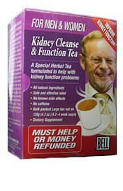 Kidney Cleanse & Function Tea by Bell Lifestyle Products, Inc. - 120 g