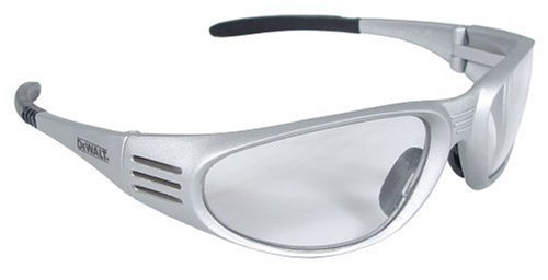 Dewalt DPG56-1C Ventilator Clear High Performance Protective Safety Glasses with Wraparound Frame
