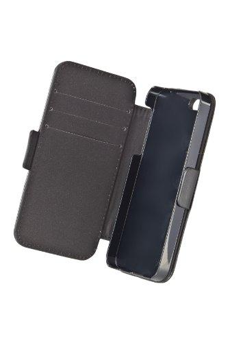 Commander Buffalo Book Case für Apple iPhone 5/5S schwarz