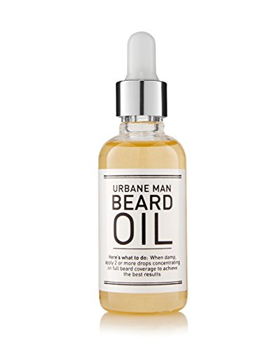 Duftend Bartol, Beard Oil, Beard Conditioning Oil For Men, Combats Itchy and Flaky Beards, Long Lasting Scented Oil - 50ml