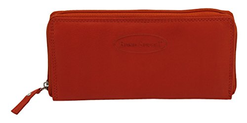 Bond Street Coin Purse, RED (Red) - ()
