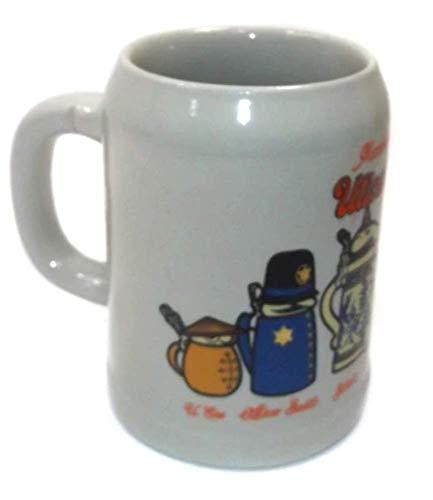 - Vintage Members of the Utica Club Stein Beer Mug Tankard Webco Germany