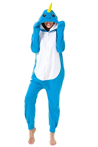 Foresightrade Adults and Children Animal Cosplay Costume Pajamas Onesies Sleepwear XL ()