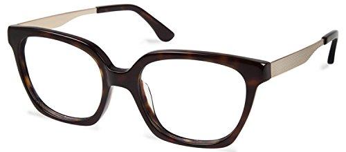 Cynthia RowleyNo. 65 Tortoise Round Metal - Eyewear Cynthia
