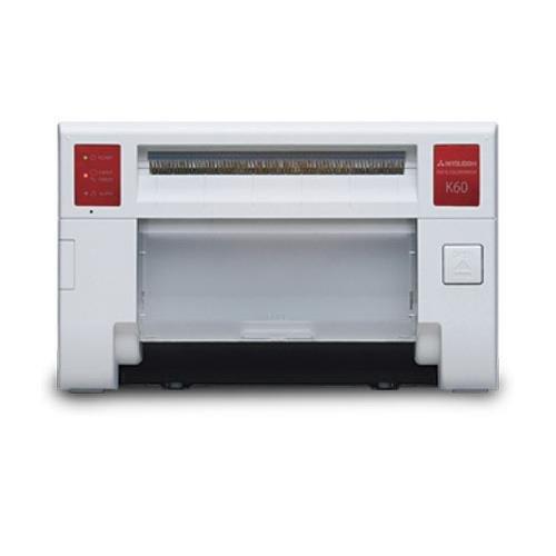 (Mitsubishi CP-K60DW-S Eco-Value Dye-Sub Photo Printer )