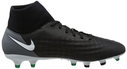 Calcio Onda white Ii Nero Green Nike Fg Magista Grey Df stadium black Uomo Da dark Scarpe aqwgp0wx