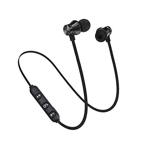 CamKpell Headphone XT11 Sports Wireless Earphones Magnetic Smart Stereo Headphones Waterproof Earphone for All Smart…