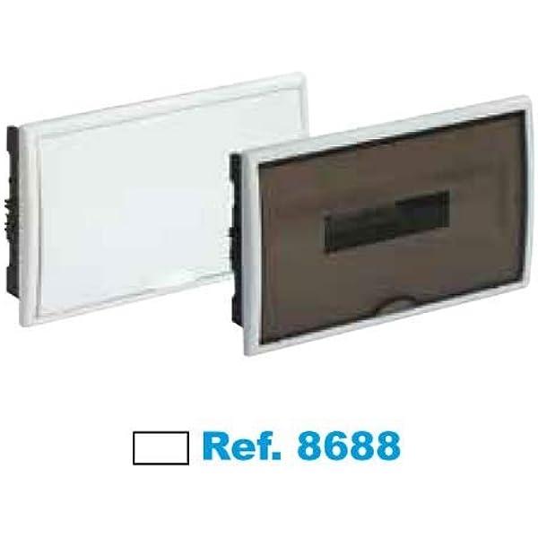 SOLERA 8688 Caja de Distribución, Blanco: Amazon.es: Bricolaje y ...