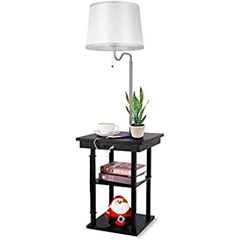 Amazon Com Brightech Madison Led Floor Lamp With Usb