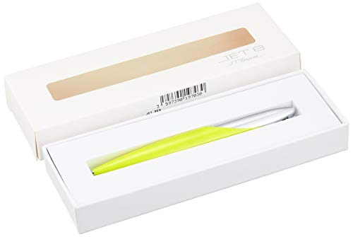 Dupont Jet 8 Ballpoint Pen in Sunny Yellow S.T