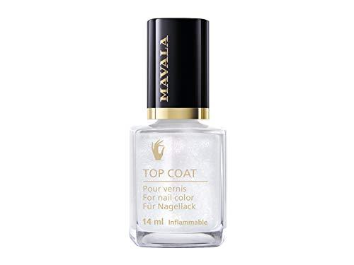 Star Top Coat Silver Mavala