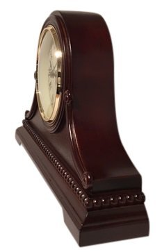 Vmarketingsite Decorative Mantel Clock with Westminster Chime, 9'' x 16'' x 3'', Walnut by Vmarketingsite (Image #3)