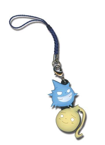 Phone Charm. Soul Eater Soul Black Star /& Tsubaki Kishin