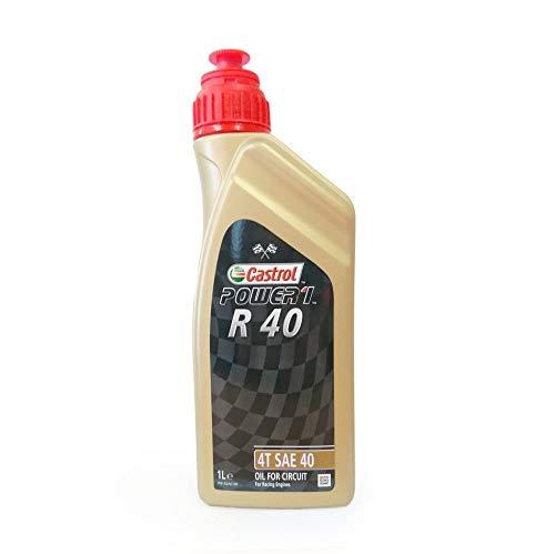 Castrol 19485600 1L Racing R40 Oil Castrol Limited 151A0D