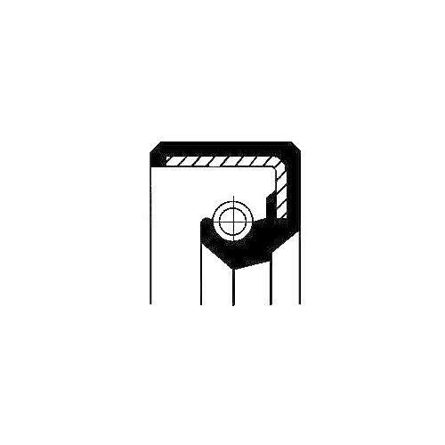 Corteco 12011482B Anello di Tenuta 140_12011482B