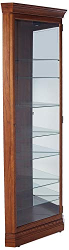 (Howard Miller 680-485 Dominic Curio Cabinet by)