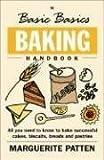 Baking Handbook, Marguerite Patten, 1904010113