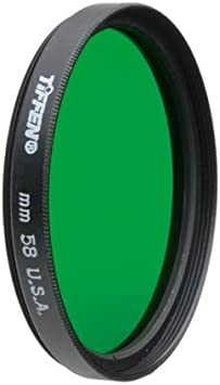Green Tiffen 67mm 58 Filter