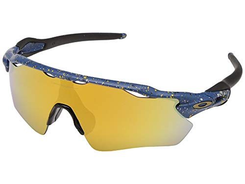 Used, Oakley Radar Ev Path Metallic Splatter Collection Sunglasses,OS,Splatter for sale  Delivered anywhere in Canada