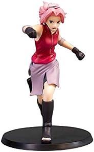 Action Figure Sakura Haruno Standing Characters - Naruto Tsume Arts Colorido