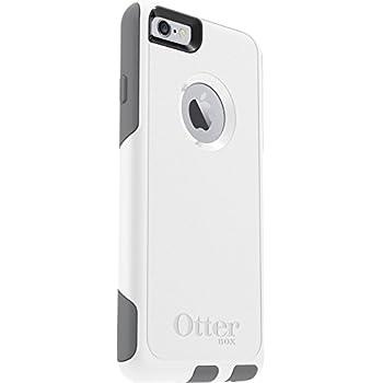 finest selection 66308 788de OtterBox COMMUTER SERIES iPhone 6/6s Case - Retail Packaging - GLACIER  (WHITE/GUNMETAL GREY)