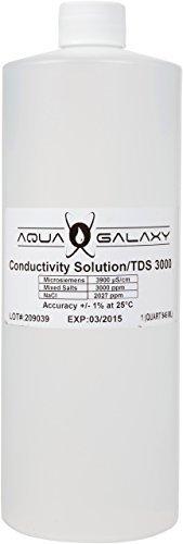 Aqua Galaxy TDS Calibration Solution Quart