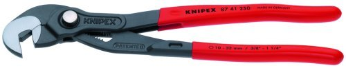 KNIPEX 87 41 250 Rap Raptor Pliers (1 Unit) by KNIPEX Tools (Image #1)