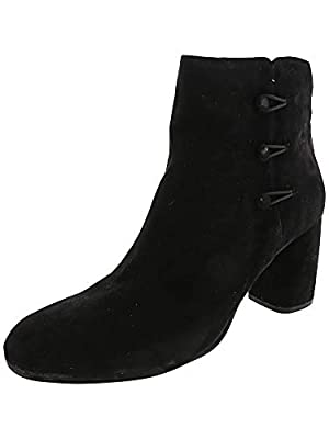 Nine West Women's Khraine9 Suede Ankle Boot