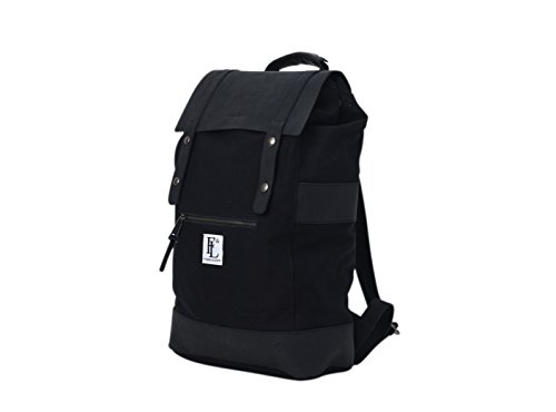 amp; Casual Black Summer Lewis Forbes Daypack Black 49 cm 18 Spring UwSpndq