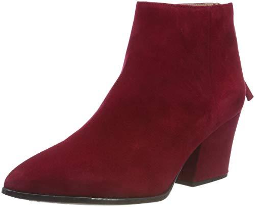Leiki Garnet ks Unisa Pink Slouch Women's Garnet Boots wqW5UAxC