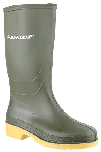 Dunlop - Botas de senderismo para hombre Verde - verde
