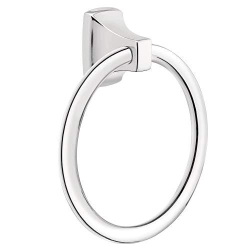 (Moen 2500 Contemporary Towel Ring, Chrome)
