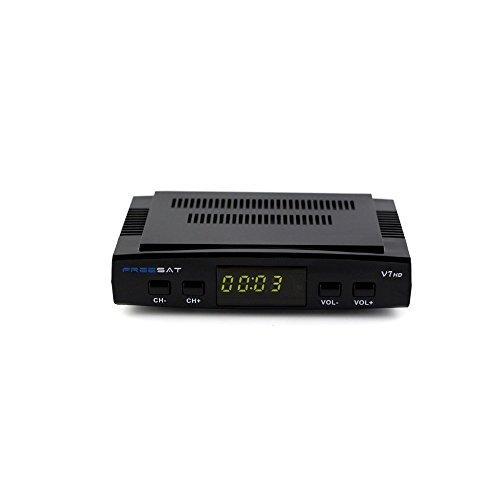 Wanyuda Freesat V7 HD DVB-S2 + USB WIFI Support Cccam Powervu Receiver 45bd8db98