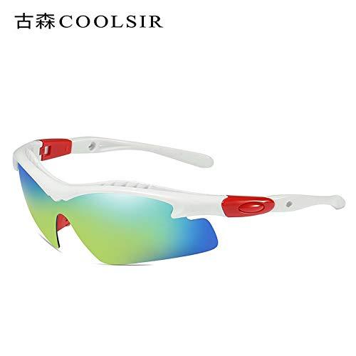 Deportivas nbsp;antideslumbrantes Libre Gafas polarizadas de Gafas Gafas Deportes Mjia sunglasses Hombre nbsp; nbsp;Sol de nbsp;Montar polarizadas Aire para F Sol para A al EHSx6w